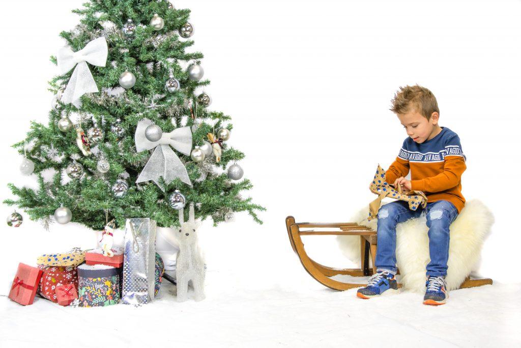Mini kerst shoot